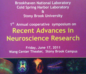 Neuroscientists gather on Long Island
