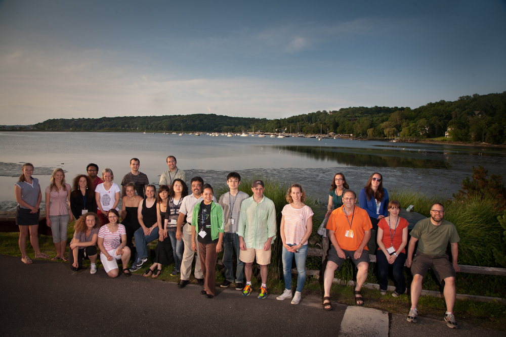 Instructors and participants of the single cell analysis course at CSHL June 2013