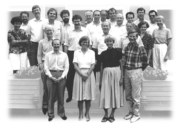 Human Genome Project 1989 meeting
