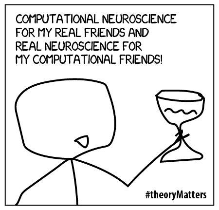 #theoryMatters comic
