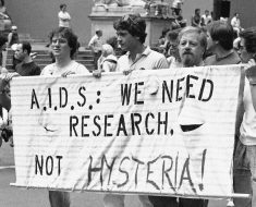 A.I.D.S.: we need research, not hysteria!