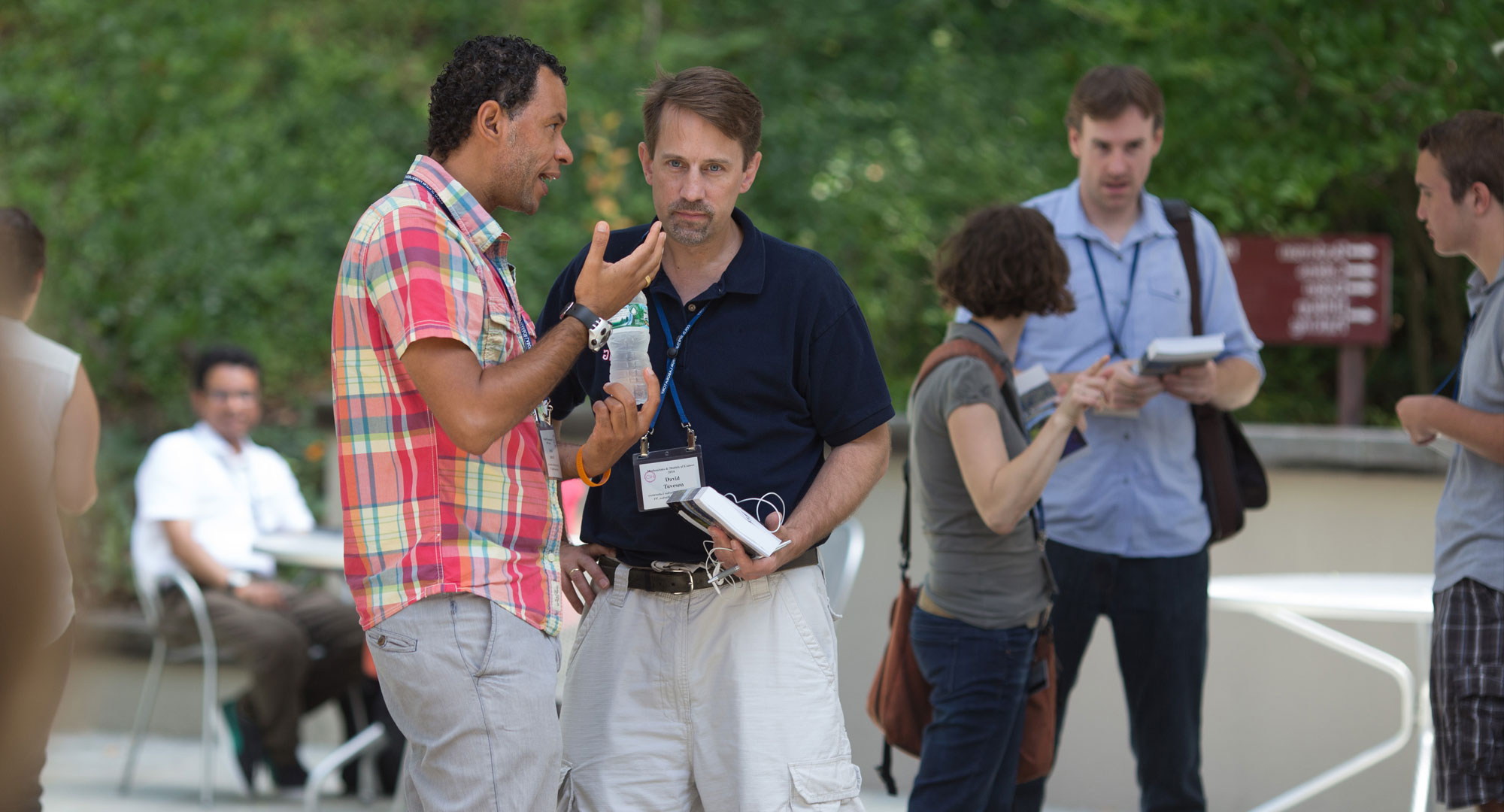 CSHL scientists