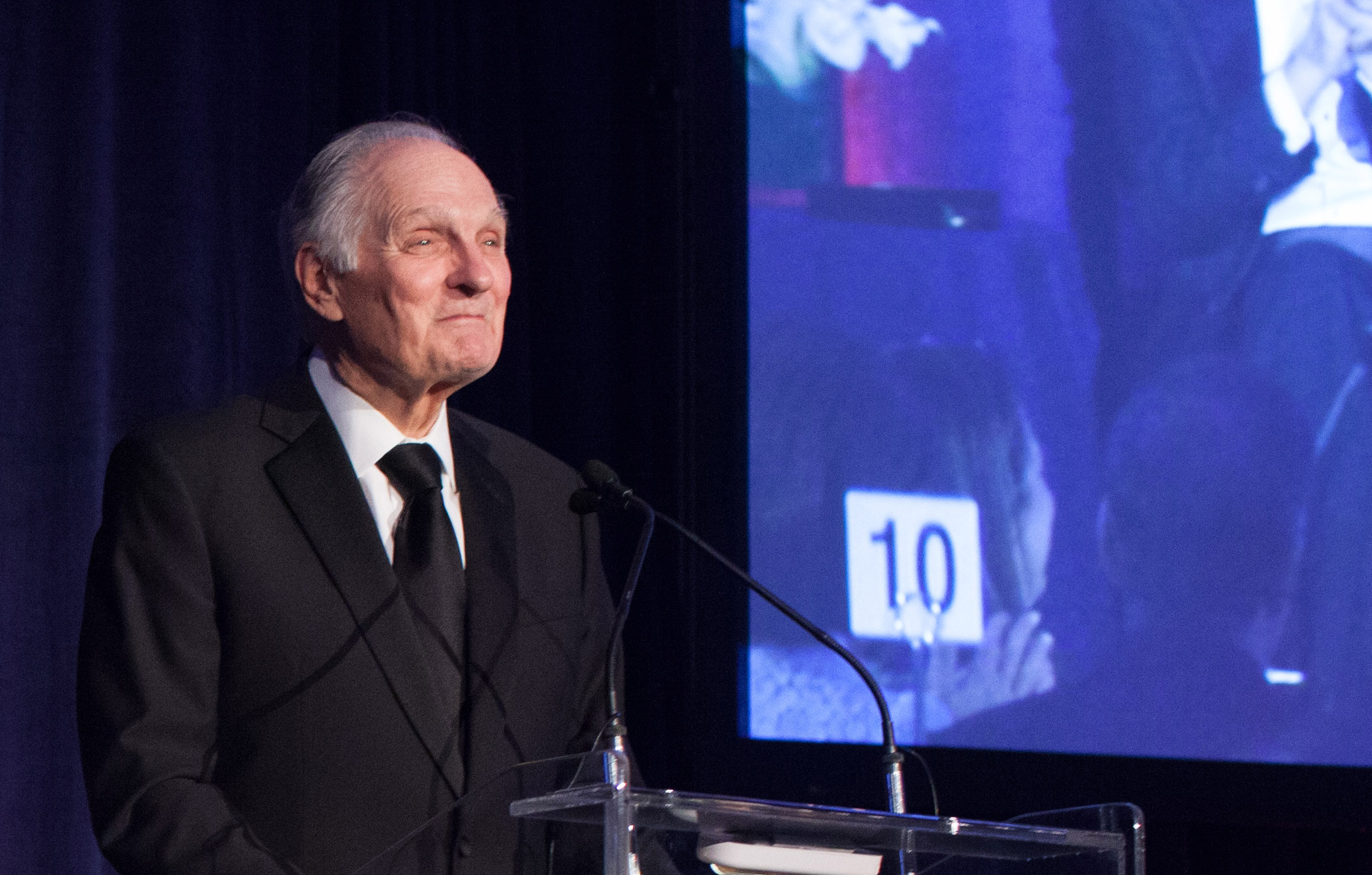 For Alan Alda, science communication is a state of mind