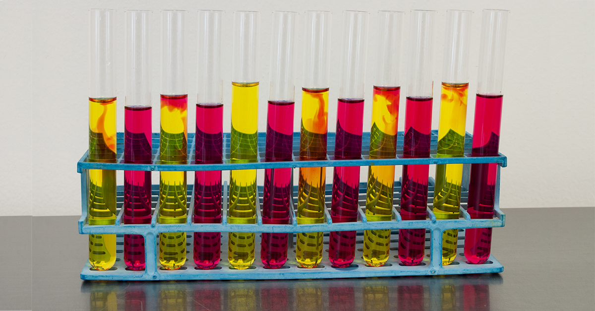 What a real-life science test looks like
