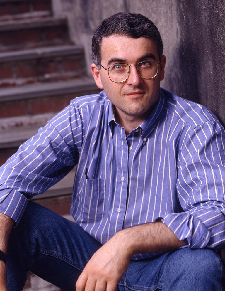 Dr. Adrian Krainer 1998